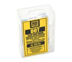 WORKSTUFF Dot Clay Bar Hard 100 g tvrdý clay