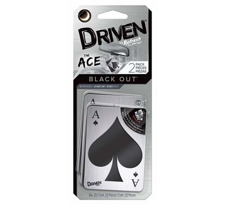 DRIVEN The Ace Blackout